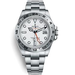N厂V7版 劳力士 Rolex 探险家 II Explorer II 216570-0001 价格及图片 - 最高版本