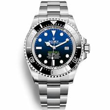 Rolex 劳力士 海使型系列 m126660-0002 蓝盘 (蓝面渐变