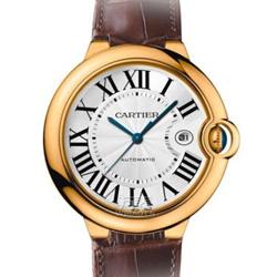 N厂手表 卡地亚手表 蓝气球系列 W6900651 玫瑰金 42mm - 最高品质版本