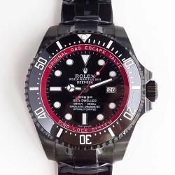N厂 劳力士 红魔 Rolex 海使型 Sea-Dweller Deepsea Bamford - 最高品质版本