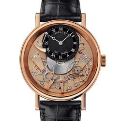 N厂 Breguet 宝玑手表 Tradition 传世系列 7057BB/G9/9W6 玫瑰金 最高品质版