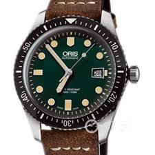 N厂手表 豪利时 潜水系列 ORIS DIVERS系列 01 733 7720 4057-07 5 21 02 最高复刻版本
