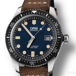 N厂 豪利时 潜水系列 ORIS DIVERS系列 01 733 7720 4055-07 5 21 02 最高复刻版本