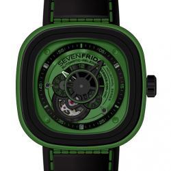 N厂 七个星期五 SevenFriday P1/05 绿色 价格及图片 最高品质版本
