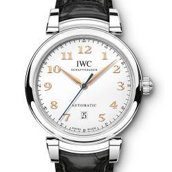 N厂手表 一比一复刻表 IWC 万国手表 达文西系列 W356601 最高品质版本