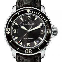 N厂 Blancpain 宝珀 一比一复刻手表  FIFTY FATHOMS 五十噚系列 5015-1130-52 最高品质版本