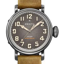 Zenith 真力时 PILOT 飞行员 TYPE 20 EXTRA SPECIAL 11.1940.679/91.C807