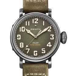 Zenith 真力时 PILOT 飞行员 TYPE 20 EXTRA SPECIAL 11.1943.679/63.C800