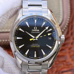 N厂 Omega 欧米茄  231.10.42.21.01.002 Seamaster 海马复刻手表价格 Aqua Terra > 15000 GAUSS 高斯腕表  大黄蜂