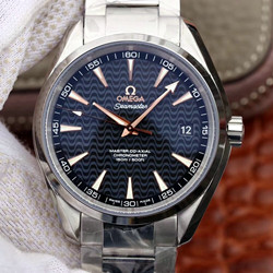N厂 欧米茄 海马复刻手表价格 AQUA TERRA 150米系列 里约奥运会  231.10.42.21.01.006 最高品质版本