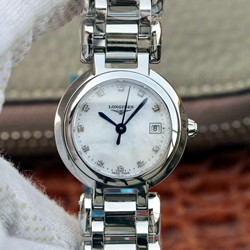 N厂 浪琴手表 优雅系列 PRIMALUNA心月复刻手表价格 L8.110.4.87.6 最高品质版本