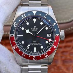 NOOB厂 帝舵 Tudor 碧湾格林尼治型 一比一复刻手表  Black Bay GMT M79830RB-0001 最高品质版本