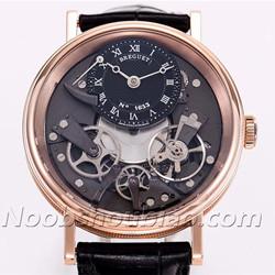 N厂 Breguet 宝玑手表 Tradition 传世系列 7057BB/G9/9W6 玫瑰金 - 最高品质版本