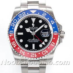 N厂手表 劳力士 红蓝圈格林尼治型II系列 126710BLRO-0001 - 最高品质版本
