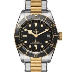 N厂手表 Tudor 帝舵 Heritage 启承系列 BLACK BAY 碧湾黄金钢型 M79733N-0002 - 最高品质版本