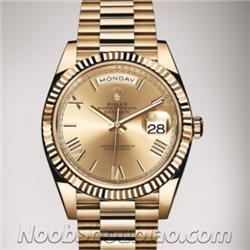 N厂 劳力士 星期日历型40系列 228238-83418 黄金 - 最高品质版本