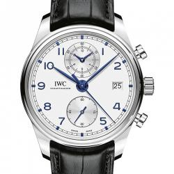 ZF厂出品 万国 葡萄牙 IW390302 计时腕表经典版 一比一复刻手表价格/图片 最高版本