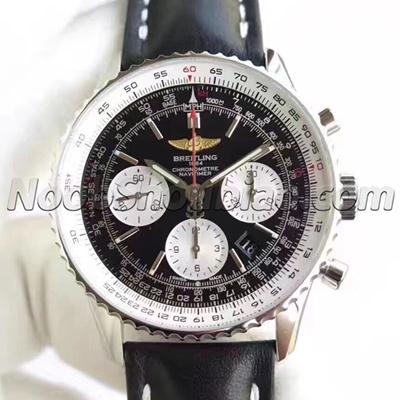 NOOB手表 Breitling 百年灵 navitimer 01 航空计时01腕表 AB012012/BB01/435X/A20BA.1 - 最高品质版本