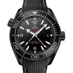 N厂 OMEGA 欧米茄 SEAMASTER 海马系列 PLANET OCEAN 海洋宇宙600米 GMT 215.92.46.22.01.001 价格及图片 - 最高版本