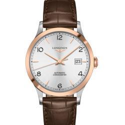 Longines 浪琴 Watchmaking Tradition 制表传统 Record 开创者系列 L2.821.5.76.2
