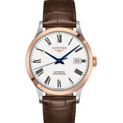 Longines 浪琴 Watchmaking Tradition 制表传统 Record 开创者系列 L2.821.5.11.2