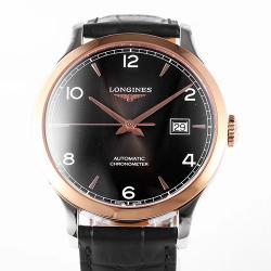 Longines 浪琴 Watchmaking Tradition 制表传统 Record 开创者系列 L2.821.5.56.2