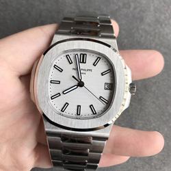 PPF厂 百达翡丽 运动系列 5711/1A-011鹦鹉螺 一比一复刻手表价格/图片 哪个厂做的好?