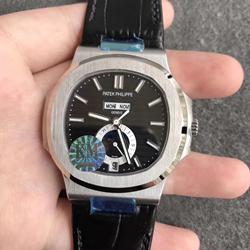 KM厂 百达翡丽 运动系列 皮带 5726/1A-001 鹦鹉螺 一比一复刻表价格/图片 最高版本