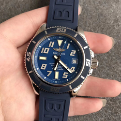 百年灵 超级海洋系列 A1736402/BA30 一比一复刻手表价格/图片 最高版本