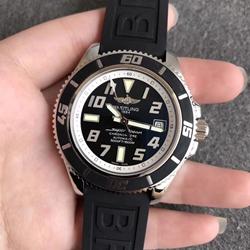百年灵 超级海洋系列 A1736402/BA29/202S/A18D.2 一比一复刻手表价格/图片 最高版本