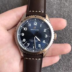 ZF厂 百年灵航空计时1系列 A45330101C1X1 一比一复刻手表价格/图片 最高版本