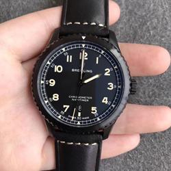 ZF厂 百年灵 航空计时1系列 M17314101B1X1 一比一复刻表价格/图片 最高版本