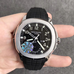 GR厂 百达翡丽 AQUANAUT系列 5164A-001 一比一复刻手表价格/图片 最高版本