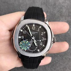 GR厂 百达翡丽 AQUANAUT系列 5164A-001 一比一复刻表价格/图片 最高版本