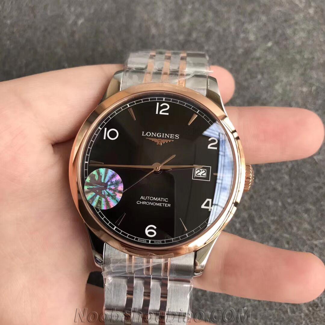 AF厂出品 浪琴 开创者系列  L2.821.5.56.77 一比一复刻手表价格/图片 哪个厂做的好?