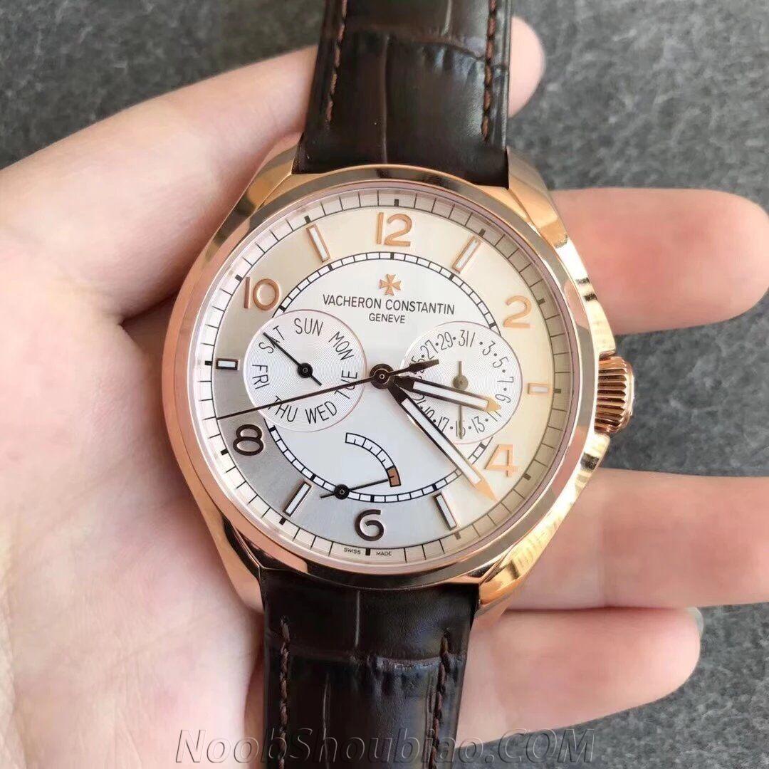 TW厂出品 江诗丹顿 伍陆之型 4400E/000R-B436 一比一复刻手表价格/图片 最高版本