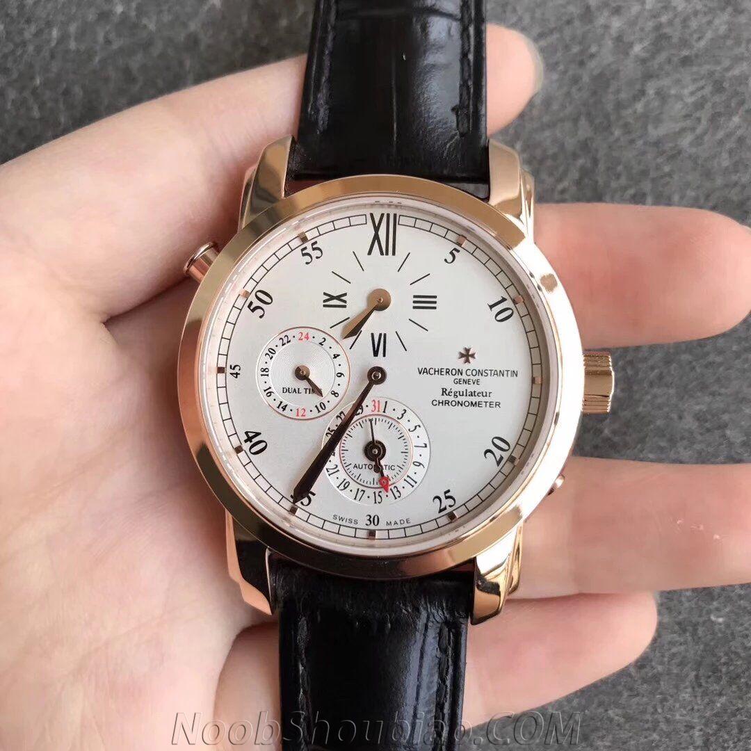 K11厂出品 江诗丹顿 马耳他系列 42005/000R-9068 玫瑰金 一比一复刻手表价格/图片 最高版本