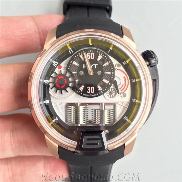 CY厂 HYT 液压机械全自动手表 一比一复刻手表价格/图片 最高版本