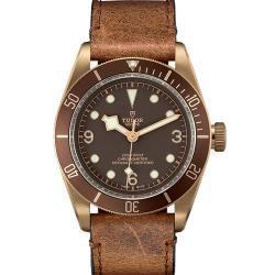 ZF厂 帝舵 启承系列 碧湾 古铜型 M79250BM-0001 一比一复刻手表价格/图片 最高版本