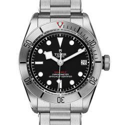 ZF厂 帝舵 启承系列 碧湾精钢型 M79730-0001 一比一复刻手表价格/图片 最高版本