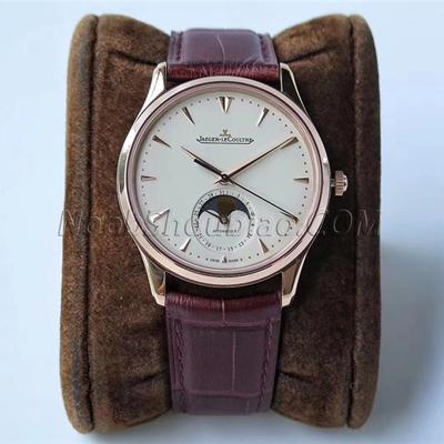 ZF厂 积家 超薄月相大师系列 Q1362520 玫瑰金 一比一复刻手表价格/图片 最高版本