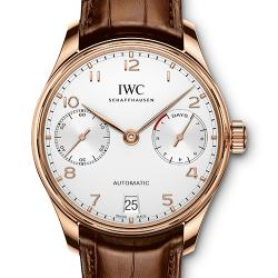 ZF厂 V5版 万国 葡萄牙7日链 IW500704 一比一复刻手表价格/图片 最高版本