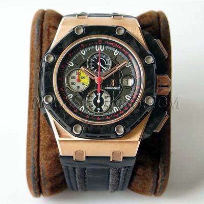 JF厂 爱彼 26290RO 舒马赫 皇家橡树离岸型 一比一复刻手表价格/图片 最高版本