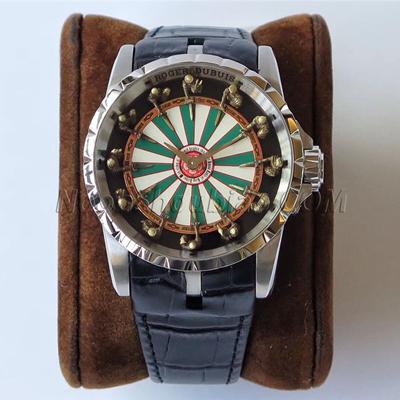 ZZ厂 罗杰杜彼 王者系列 圆桌骑士 一比一复刻手表价格/图片 最高版本