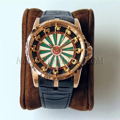 ZZ厂 罗杰杜彼 王者系列 圆桌骑士 RDDBEX0398 一比一复刻手表价格/图片 最高版本