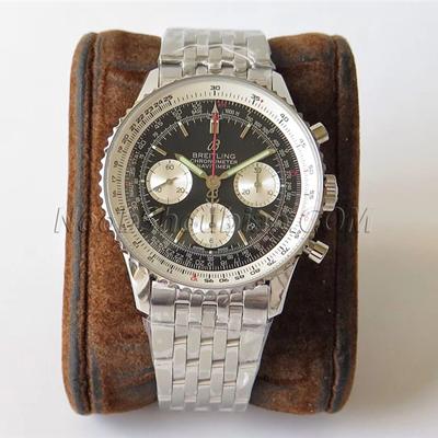 百年灵 航空计时01腕表 AB012012|BB01|447A 一比一复刻手表价格/图片 最高版本