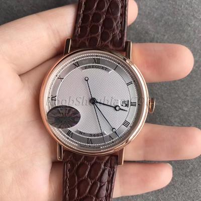 MKS厂 宝玑 经典系列 CLASSIQUE 5177系列 一比一复刻手表价格/图片 最高版本