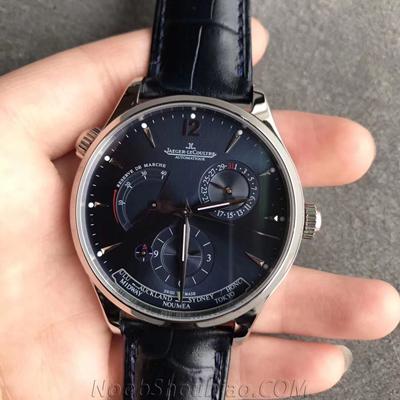 TWA厂 积家 1428421 大师系列 MASTER GEOGRAPHIC 地理学家 一比一复刻手表价格/图片 最高版本