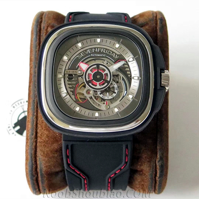 SEVENFRIDAY 七个星期五 S系列 S3/1EN 一比一复刻手表价格/图片 最高版本