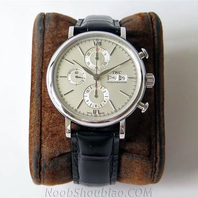 ZF厂 万国 IW391001 柏涛菲诺 计时腕表系列 一比一复刻表价格/图片 最高版本